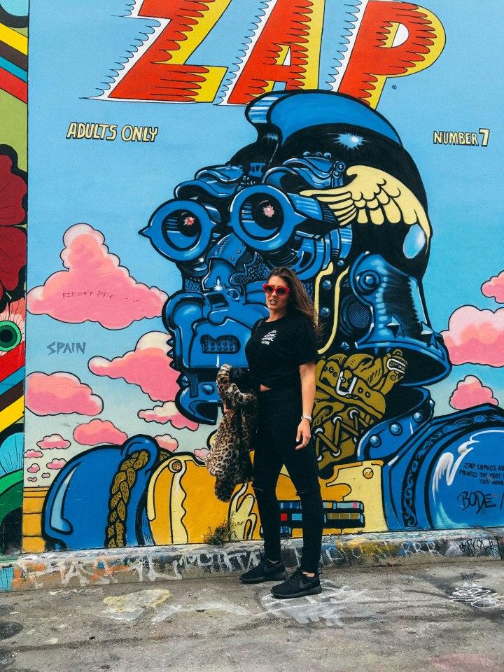 Nicole Kat Clarion Alley Zap_