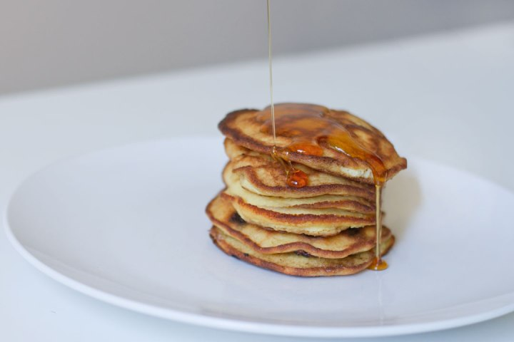 My Favorite (Guilt-Free) Low-Carb Pancakes