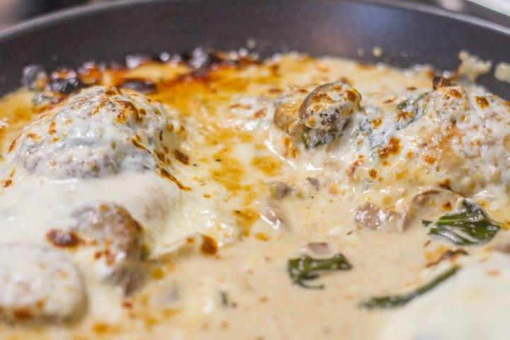 parmesan mushroom chicken 2-0447